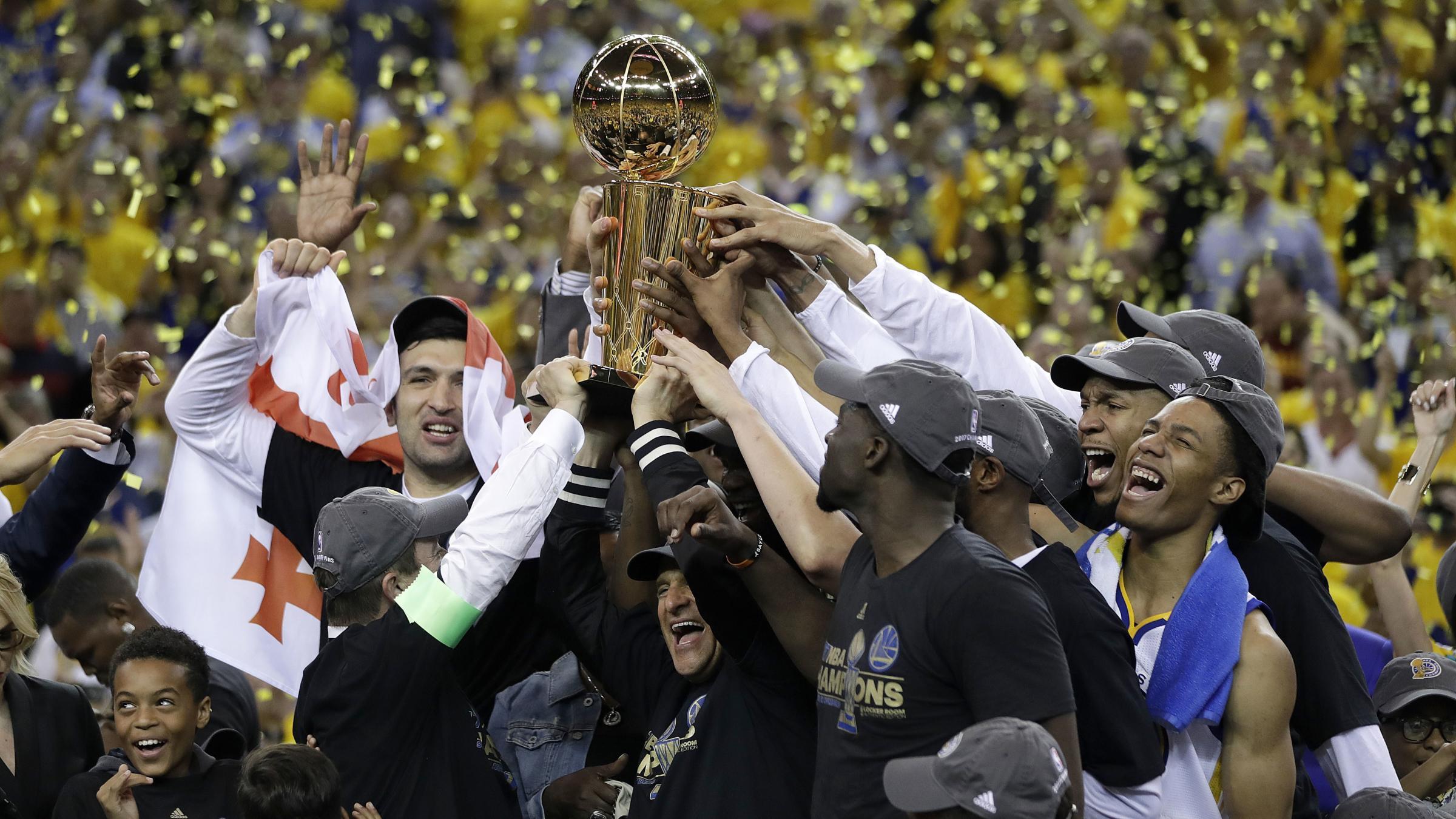 National Basketball Association  title a vindication for Warriors' Durant