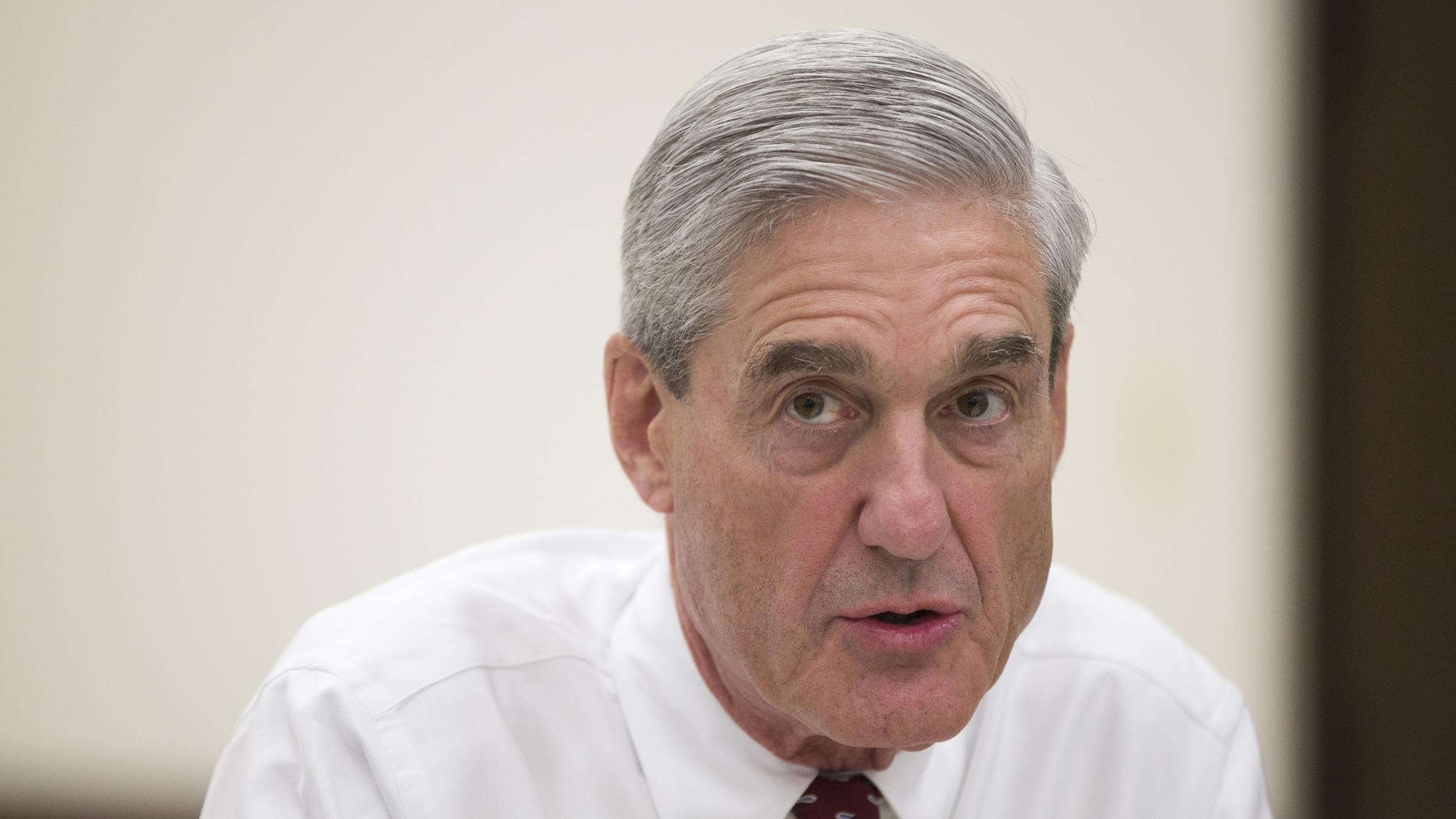Rod Rosenstein: There's No Reason To Fire Special Counsel Mueller