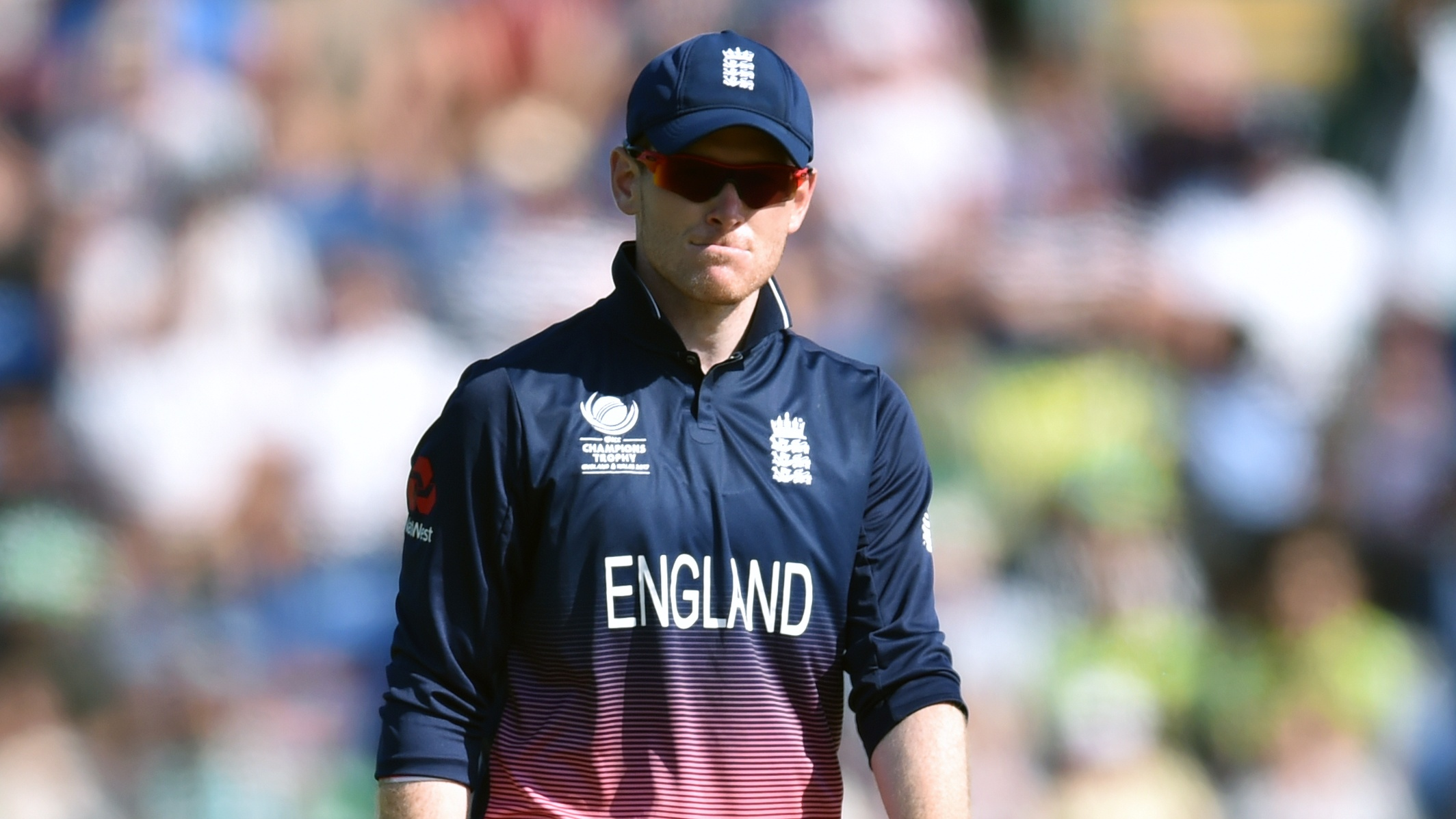 Failure to adapt to conditions was England's downfall, says Eoin Morgan