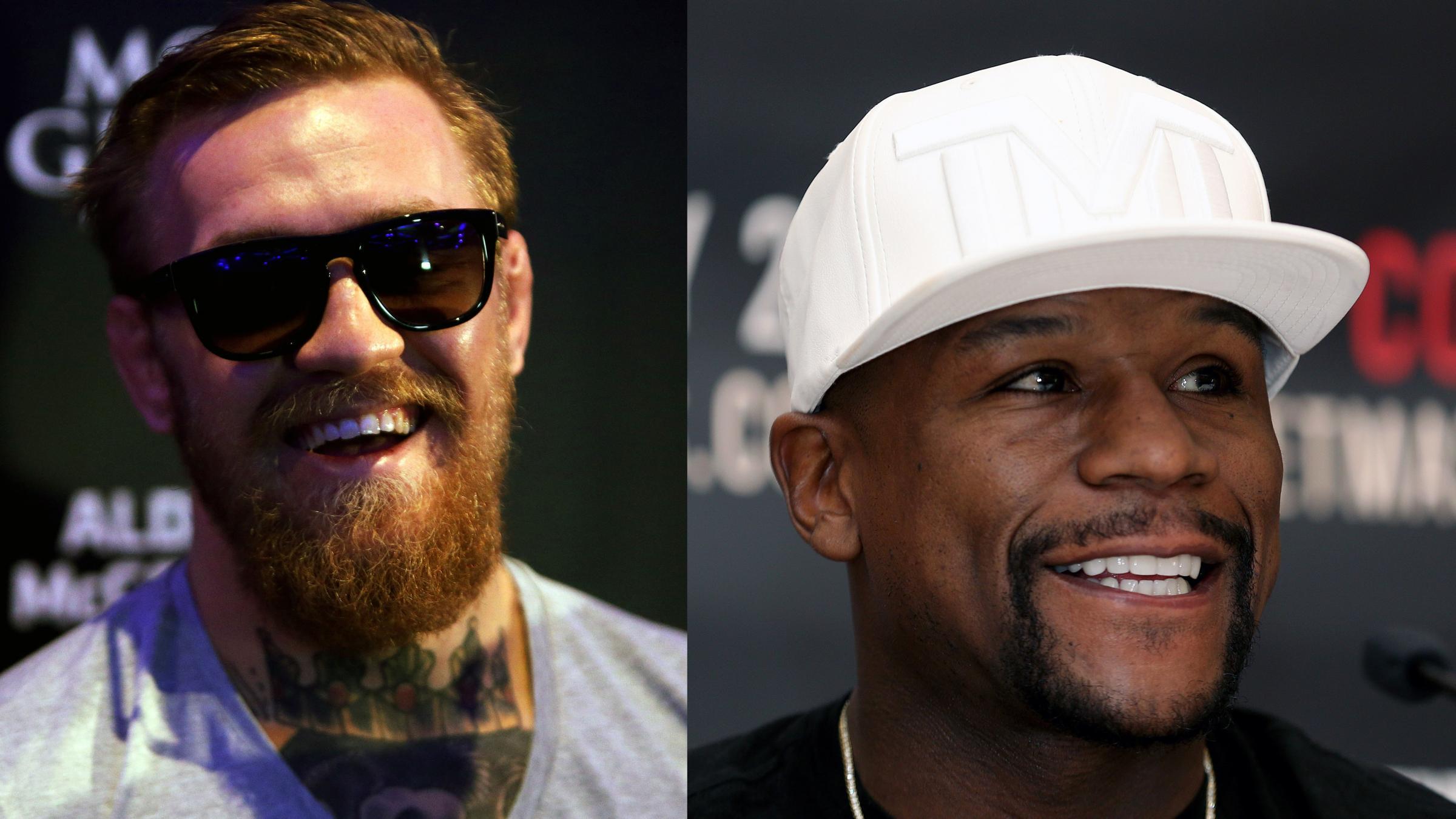 Mayweather to fight UFC star McGregor Aug. 26