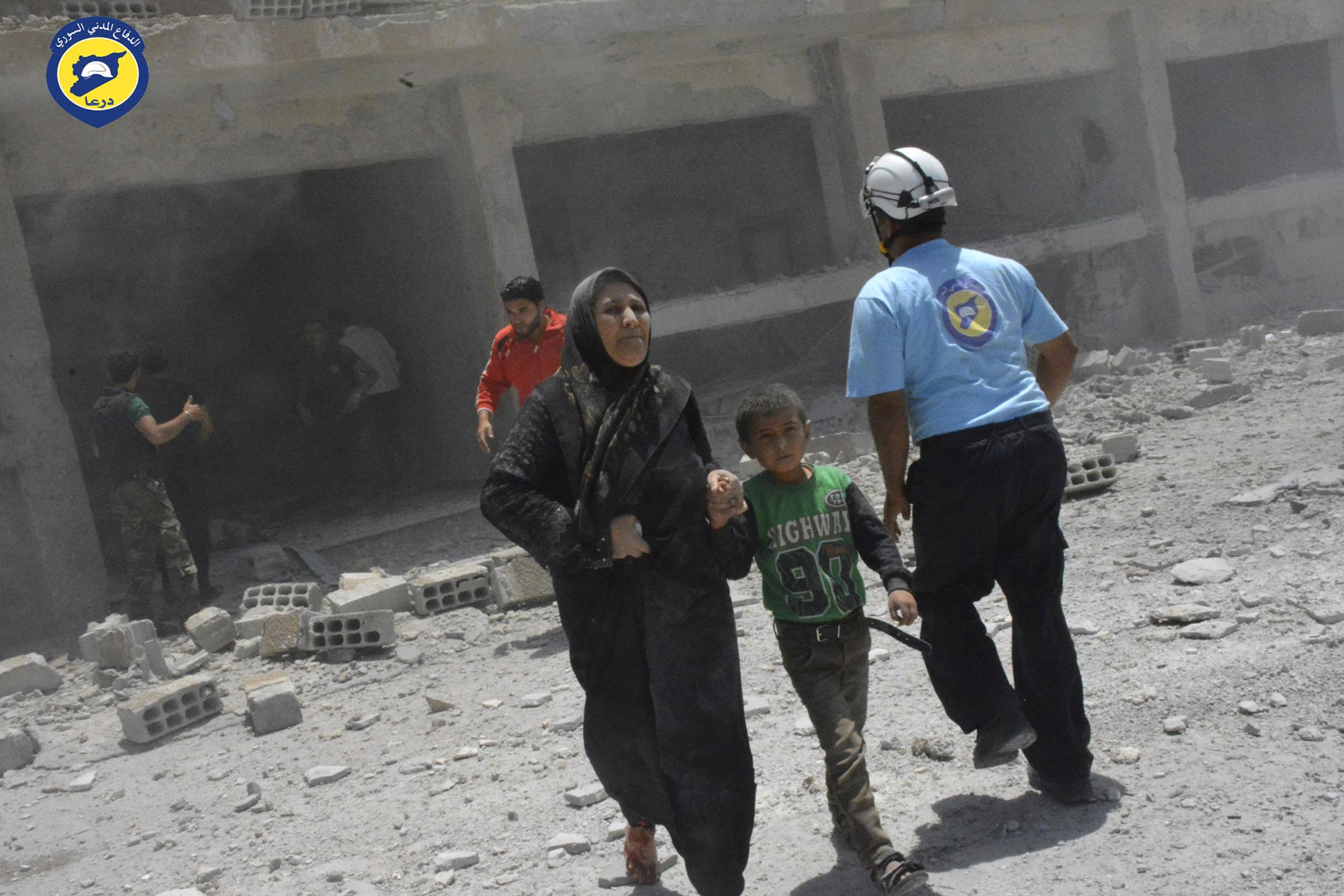 UN envoy plans new round of Syria talks in July